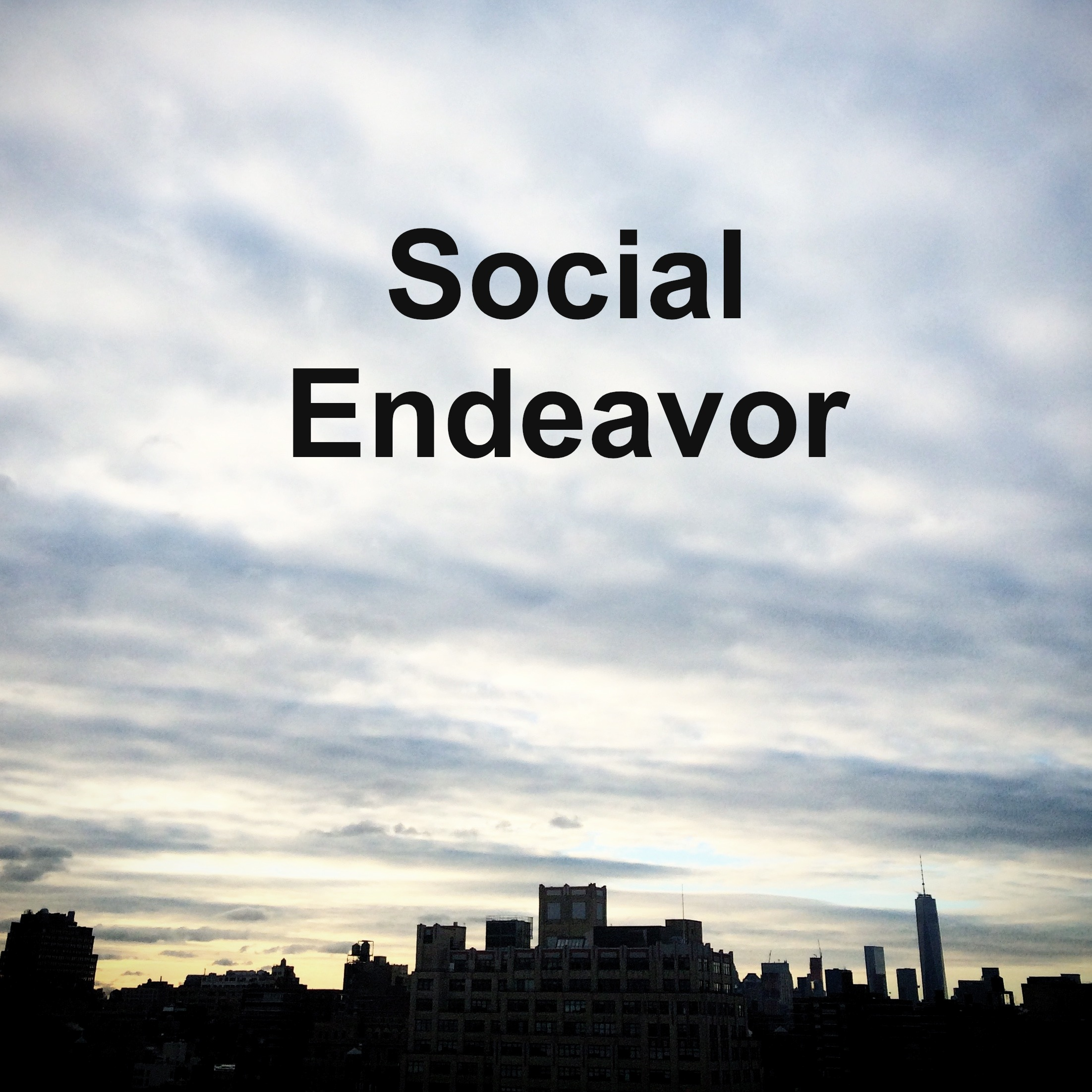 Podcast – Social Endeavor