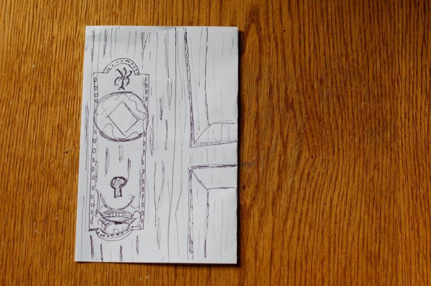 An Old Doorknob